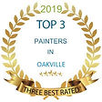 top 3 painters in oakville