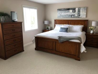 bedroom interior painting Burlington