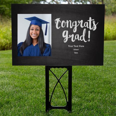 Grad Lawn Sign