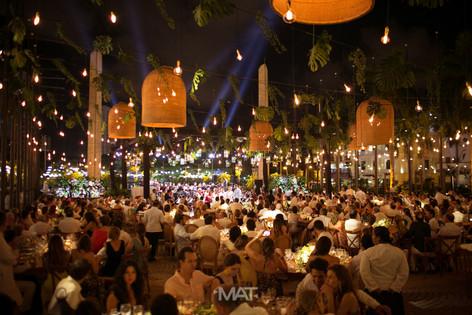Plaza de Banderas del Centro Internacional de Convenciones de Cartagena