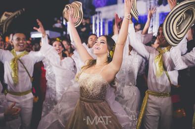 La reina del carnaval de Barranquilla