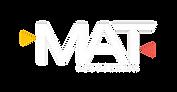 MAT Fotografia Transparente letra blanca