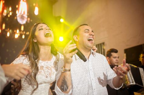 Pipe Pelaez en concierto