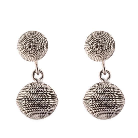 orecchini in filigrana sarda argento 925