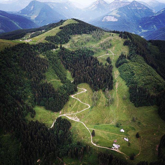 das Reich unserer Galloway's #galloway #bio #rind #salzburg #fuschlseeregion #faistenau #salzburgsch