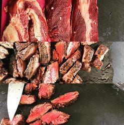 heute gab's filetkette #filet #kette #rindfleisch #galloway #bio #bbq #grill #salzburg #fuschlseeregion #faistenau