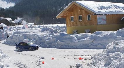 Schnee und Eistraining