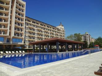 Golden Sands Resort Area.