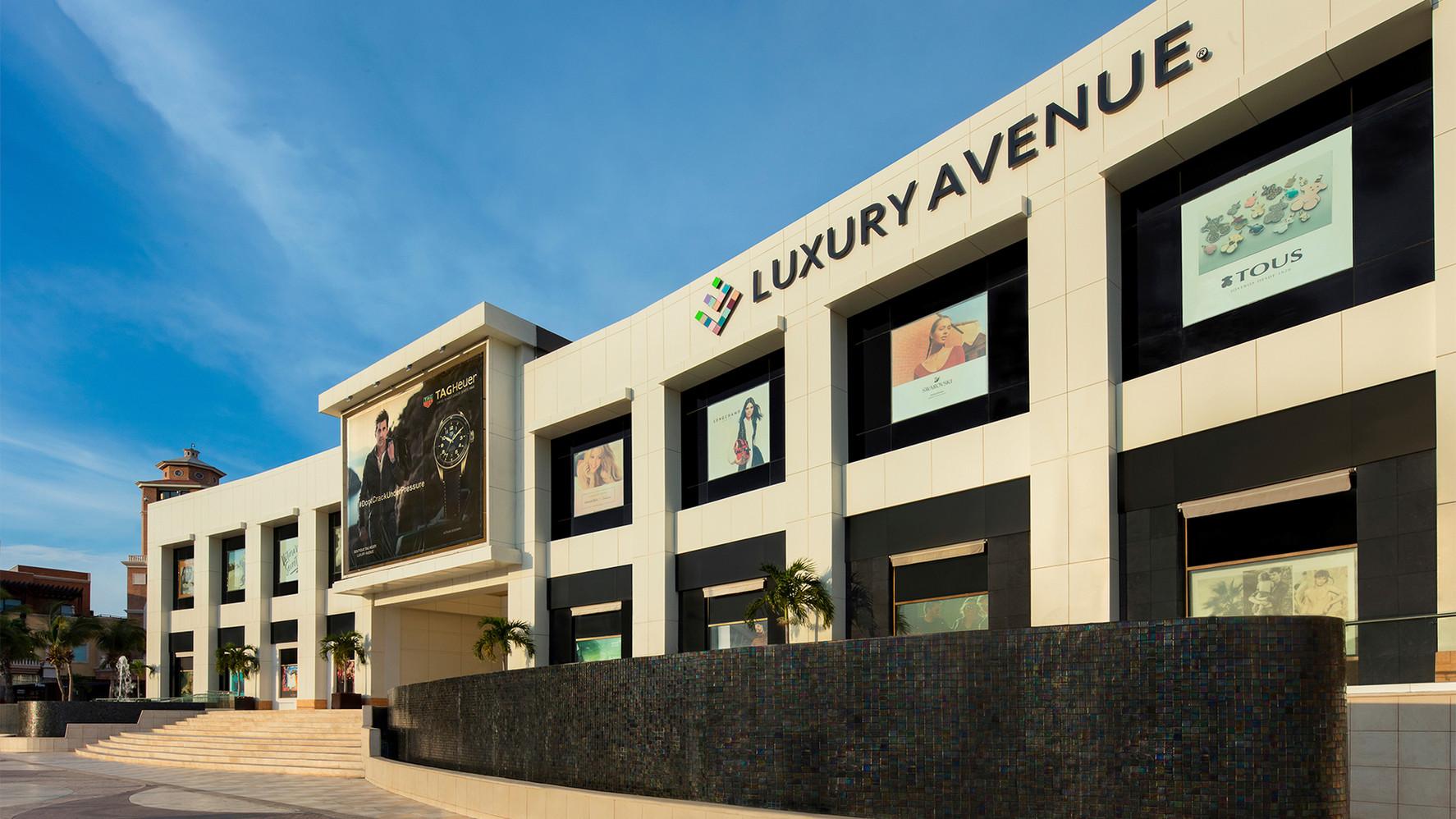 Tienda Luxury Avenue