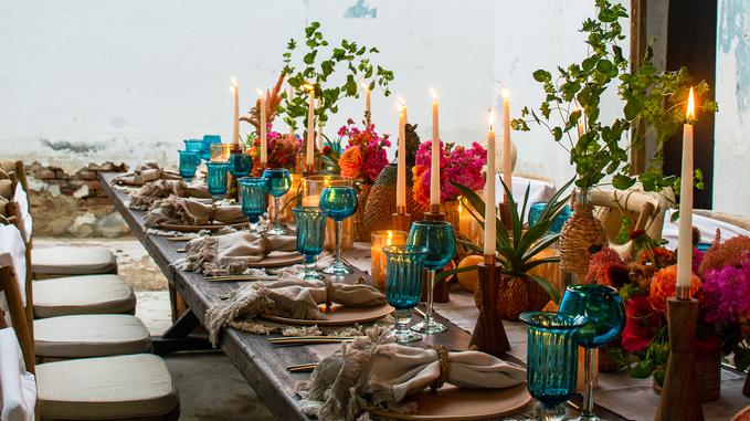 Del Cabo Event Design, Eventos