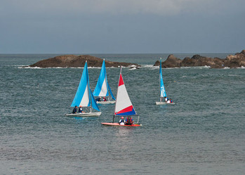 Y-Sail on the Water