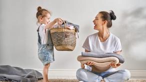 Children under 5 and Chores