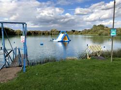 gildy lake and slide