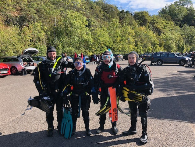 padi open water course norwich