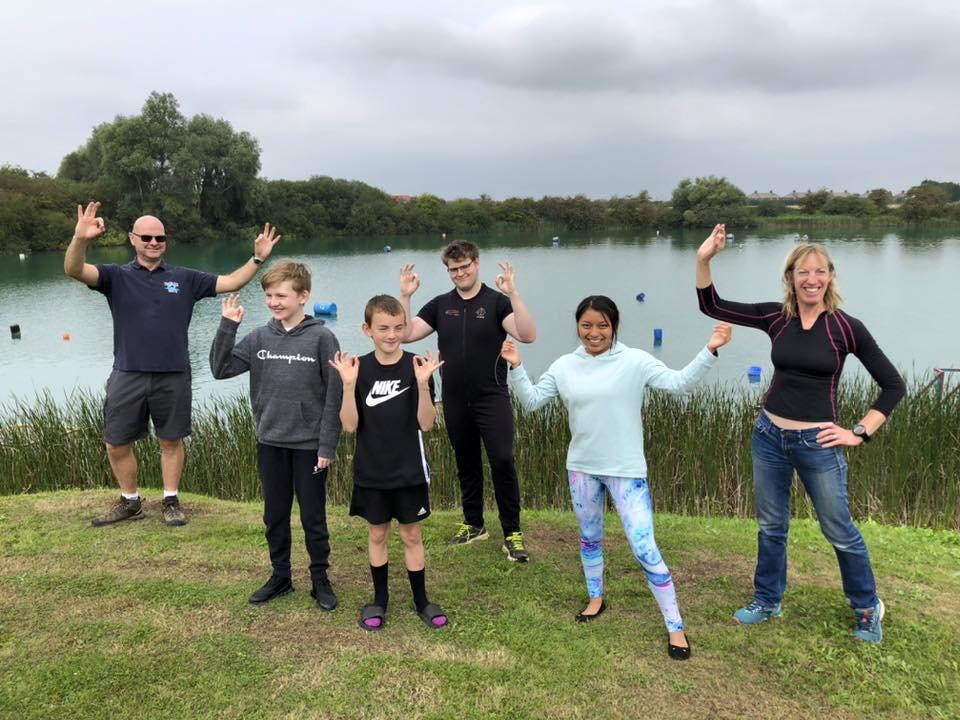 junior open water course