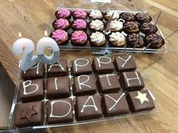 20 yrs cake