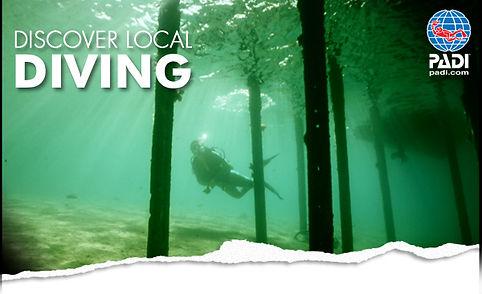 PADI Scuba Diving Norwich Norfolk Christal Seas Scuba