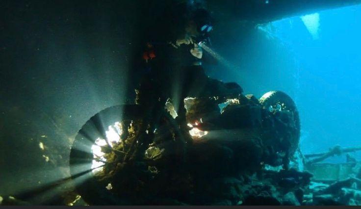 Dive site Thistlegorm2 Darren bryant