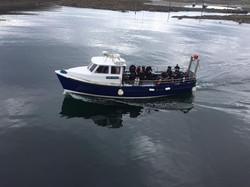 Lee Hall boat