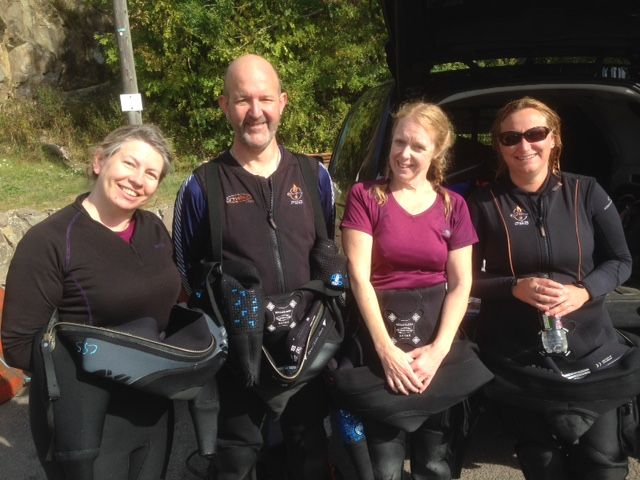 advanced open water padi scuba norfolk