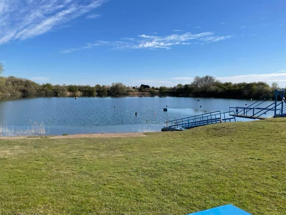 1.  lake