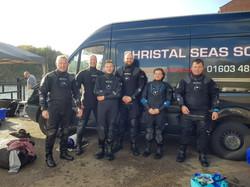 open water divers padi