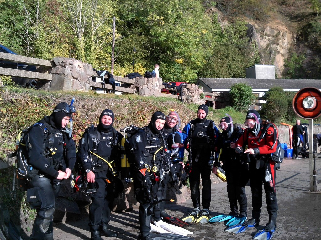 stoney cove drysuit speciality