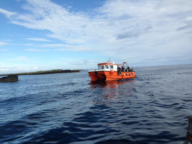 soeriegn boat