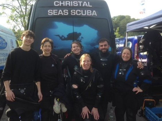 padi open water scuba norwich1
