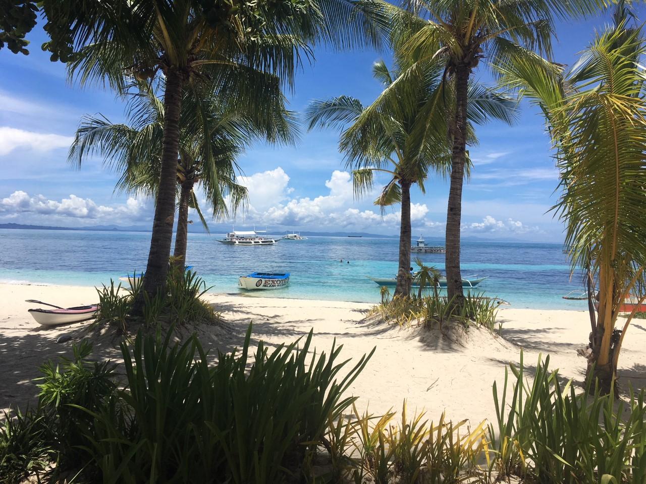 Philippines beach