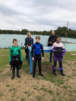 junior open water coourse 2