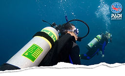 PADI Scuba Diving Norwich Norfolk Christal Seas Scuba Technical Diving