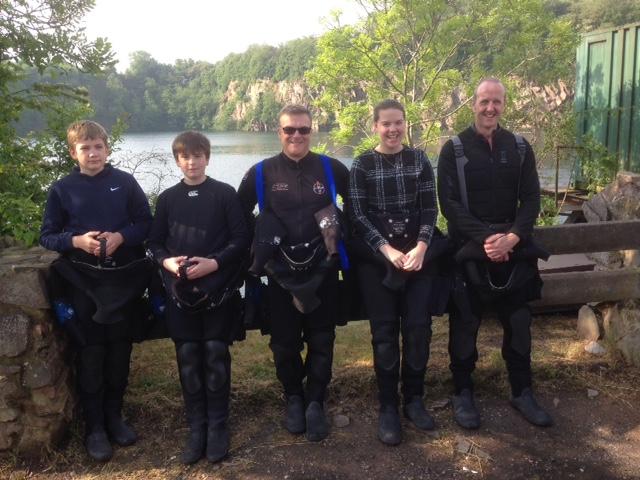 Open Water Divers