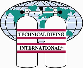 PADI Scuba Diving Norwich Norfolk Christal Seas Scuba Technical Diving
