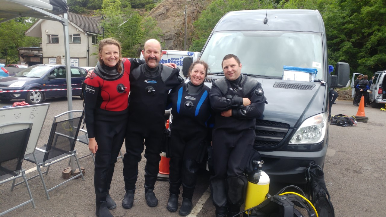 peak buoyancy course