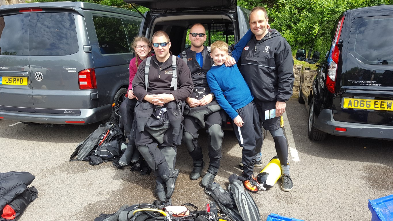 padi scuba norwich stoney cove