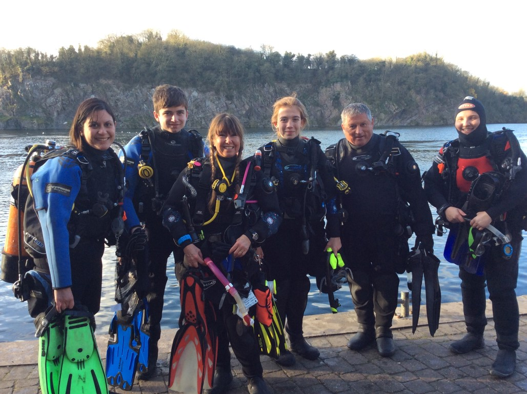 Open Water Divers
