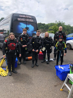 open water juniors