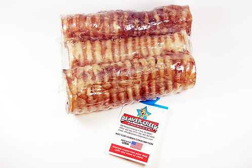 """6"""" Beef Trachea 3 Pack"""