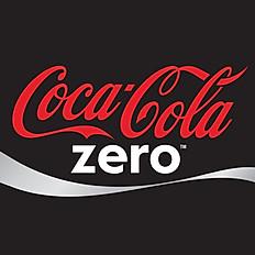 Coca-Cola Zero plech