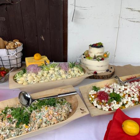 2019 - Svatební raut: Ubytování Zadarov