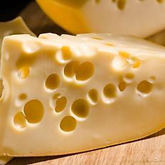 Smažený sýr Gouda,