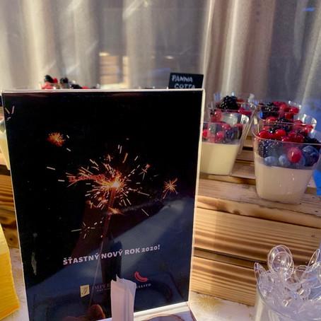 2019 - Silvestr v Imperial Hotel Jeseníky