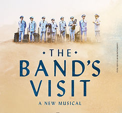 The Band's Visit Tour Poster