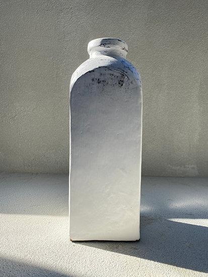 White Vase (rustic look)