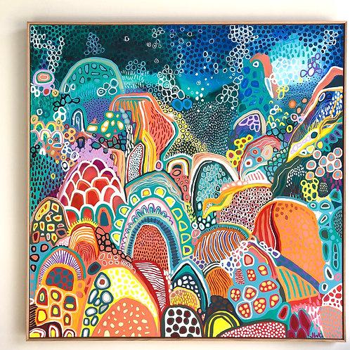 Moonlit Ocean (sold)
