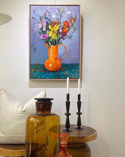 """Susan Trudinger """"The Orange Jug"""""""