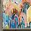 Thumbnail: Sunrise Hills - 50cm x 50cm - Framed Print