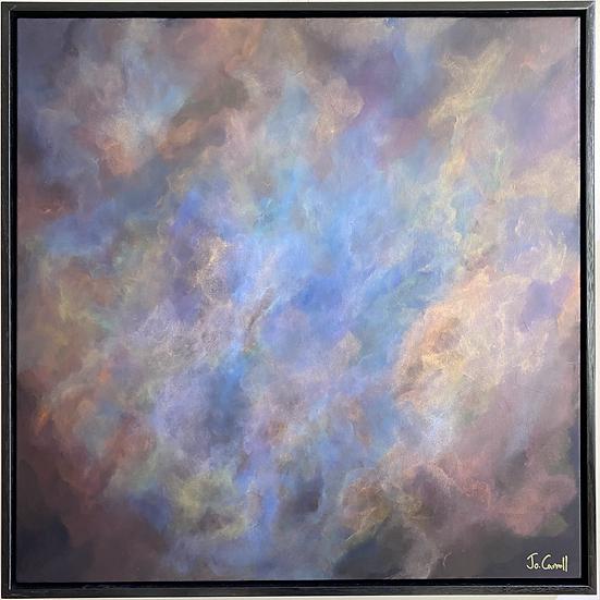 "Jo Carroll ""Obsidian Nebula"""