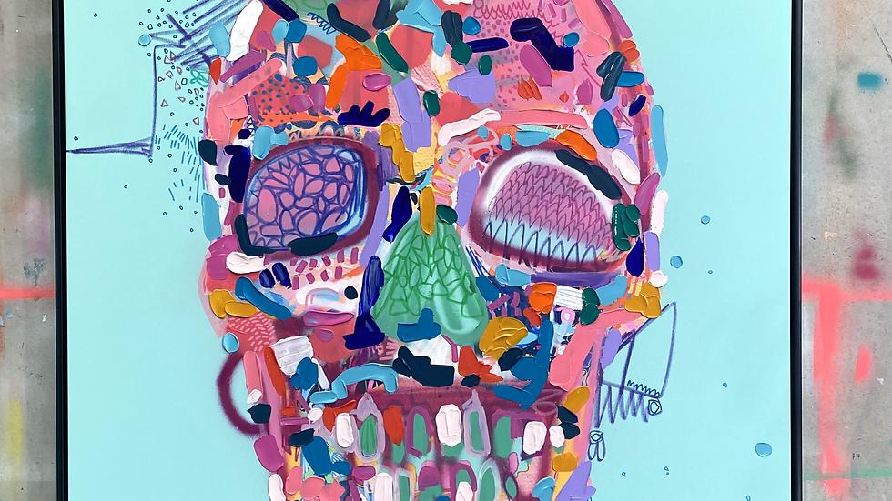 Self Portrait, A Creative Mind